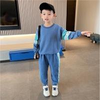 儿童装男童秋装套装宝宝上衣运动裤春秋小童休闲两件套
