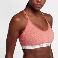 NIKE耐克2018年新款女子跑步训练舒适运动内衣胸衣877237-100