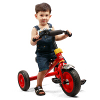 儿童三轮车小三轮车脚踏车玩具车学步车1-3-6岁宝宝小孩自行车