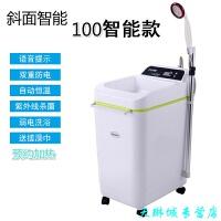 20180930050820725恒温移动洗澡机 家用储水即热式速热电热水器 断电淋浴