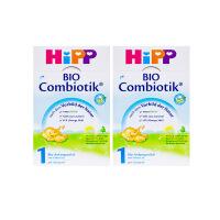 【网易考拉】Hipp 喜宝 有机益生菌奶粉 1段 600克/盒 2盒装 3-6个月