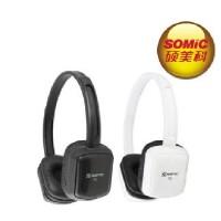 Senic/声丽 T3 无线耳机带麦克风 无线耳麦头戴式电脑耳机