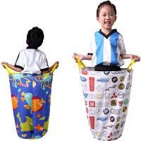 袋鼠跳跳袋幼儿园儿童户外玩具拓展训练道具平衡感统训练器材