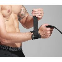 户外运动助力带男健身装备用品运动手套护腕硬拉助理护具引体向上卧推单杠户外