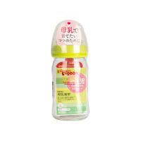 【网易考拉】【日本版】pigeon 贝亲 母乳实感 耐热玻璃奶瓶 160毫升 SS号奶嘴