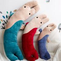 毛绒玩具 大号布娃娃 弯弯兔男女朋友礼物