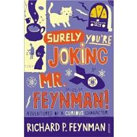 【现货】英文原版 别逗了费曼先生 Surely You're Joking Mr Feynman 别闹了 费曼先生:科