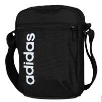 阿迪达斯男女包钥匙包钱包运动包LIN CORE ORG单肩包休闲包DT4822