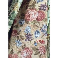 棉麻布料沙发亚麻布料diy手工制作北欧窗帘桌布碎花布料