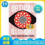 Optical Illusions 视觉错觉 英国皇家学会青年奖 英文原版