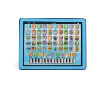 儿童智能学习机玩具 仿真早教ipad触摸中英文点读平板电脑故事机