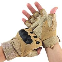 防滑护掌健身手套半指运动手套单杠护具力量训练男护腕器械装备