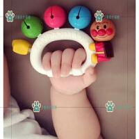 婴儿手摇铃超人手摇响铃手摇圈宝宝玩具 手摇铃