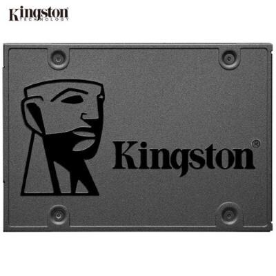 金士顿(Kingston)A400系列 120G SATA3 SSD固态硬盘 快速启动加载文件传输 惊人的速度和坚固的可靠性