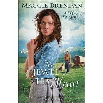 【预订】The Jewel of His Heart 预订商品,需要1-3个月发货,非质量问题不接受退换货。