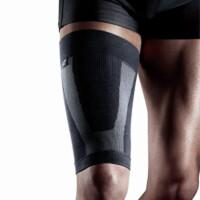 LP欧比护腿大腿肌力套271Z 腿部压缩护具护大腿骑行跑步运动护套