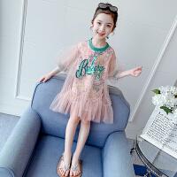 女童连衣裙夏装儿童女孩夏季公主裙童装裙子