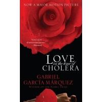 【英文原版】Love in the Time of Cholera 霍乱时期的爱情 英文原版 [平装]