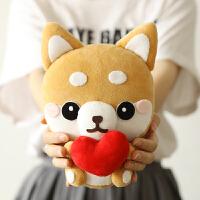 手工diy制作 成人自制创意毕业礼物 布艺娃娃情侣玩偶材料包