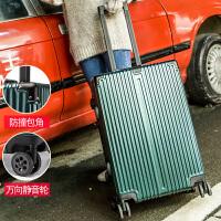铝框行李箱拉杆箱24寸万向轮轻便大容量20旅行箱包密码箱子