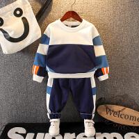 男童秋装套装儿童秋季卫衣裤子两件套