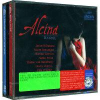 新华书店正版 477 7374HANDEL ALCINA 享德尔歌剧 阿拉辛纳 CD