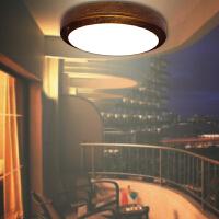 欧式现代简约户外防水防蚊吸顶灯室外阳台灯露台庭院灯大门口灯