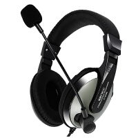 20180711175652934头戴式耳机 笔记本台式机电脑 游戏耳麦 麦克风话筒声丽 ST-2688 套餐一 质量