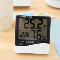 电子温湿度计室内气温计气温表干湿温度计空气温度计测室温