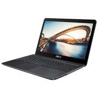 华硕Asus VM591UR7500 15.6英寸游戏本商务办公高清屏笔记本电脑 I7-7500U 4G内存 1TB机