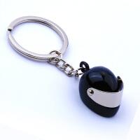 创意时尚潮流钥匙链送好友送朋友送闺蜜送情侣可爱包包个性挂饰钥匙扣 黑色 均码