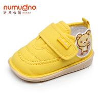 0-1学步鞋春秋男女宝宝鞋子软底婴儿布鞋童鞋