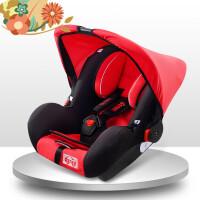 婴儿汽车儿童安全座椅 车载宝宝提篮式坐椅约0-12个月 k6x