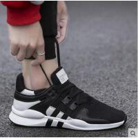 新款运动休闲网鞋抖音同款男士跑步潮鞋韩版潮流户外透气网面男鞋