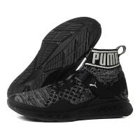 彪马PUMA男鞋跑步鞋2017春新款运动鞋IGNITE evoKNIT编织袜子鞋高帮18969709