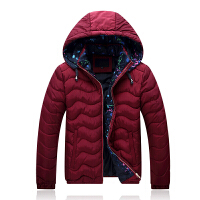 冬季特大码棉衣男士加肥加大男装加厚保暖外套潮胖子羽绒棉袄