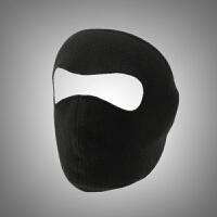 冬季骑车保暖防风防寒全脸面罩口罩男电动摩托车护脸挡风骑行装备