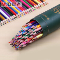 晨光文具彩铅PP筒装彩色铅笔彩笔学生绘画涂鸦涂色彩铅笔24/36色 包邮