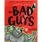 坏家伙 英文原版小说入门级 The Bad Guys Episode 8 儿童漫画章节书小说 课外阅读