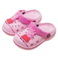 儿童拖鞋夏男童宝宝防滑软底女童小孩幼儿家居沙滩