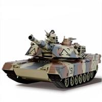 遥控坦克车可发射 大儿童男孩赛车模型车对战充电玩具