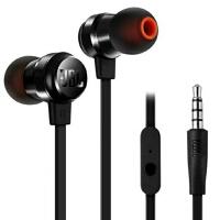 JBL T280A 立体声入耳式耳机/手机耳机 淡雅金/流光银/珍珠黑