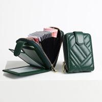 羊皮驾驶证卡包女式超薄小巧一体证件夹套多功能真皮钱包驾照卡夹