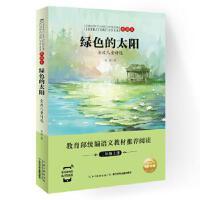 绿色的太阳--金波儿童诗选(典藏本)/中国经典文学名著 正版 海豚传媒 9787556041435