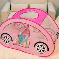 儿童小帐篷宝宝游戏屋户外婴儿玩具室内海洋球池公主房子