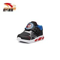 安踏童鞋 男小童鞋儿童运动鞋男小童跑鞋时尚学步鞋31840001