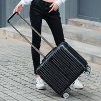【特惠】2019优选行李箱网红皮箱拉杆箱女小型旅行箱男密码登机箱子20轻便18寸
