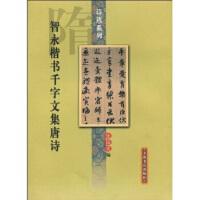 智永楷书千字文集唐诗 张国光 上海书店出版社