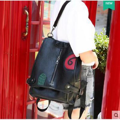 双肩包女简约软皮旅行包大包新款韩版女包百搭时尚背包女 可礼品卡支付 品质保证 售后无忧 支持货到付款