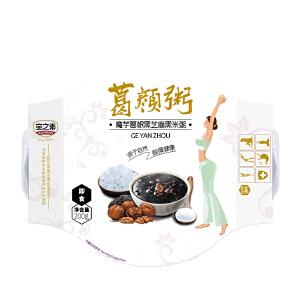 宝之素葛颜粥 (魔芋葛根黑芝麻黑米粥) 盒装200g